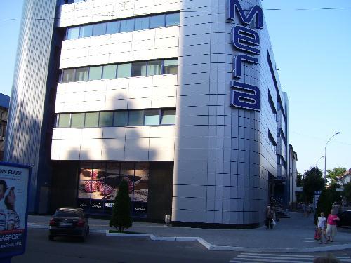 """Торговый центр """"Мега"""""""