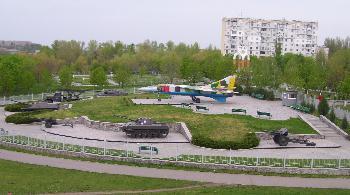 Парк Мира — Место отдыха на «5».
