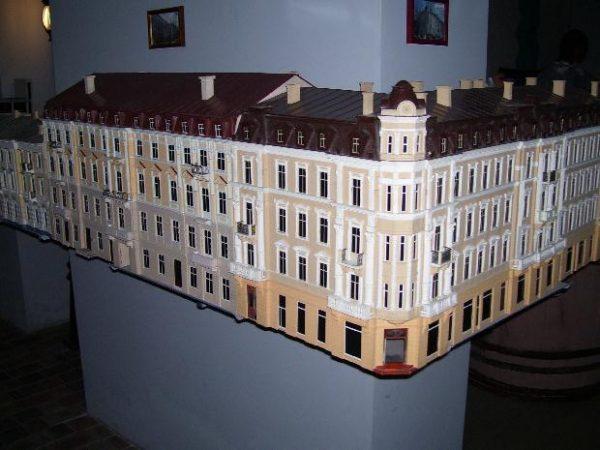 Много вы Старые дома на Дерибасовской .