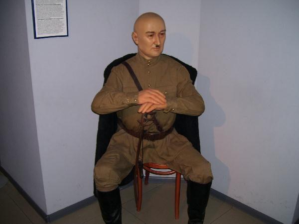 Восковые фигуры в Одессе