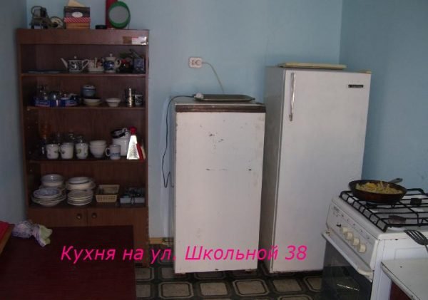 Кухня на отдыхе на Черном море