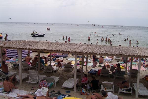 Пляж Железного Порта