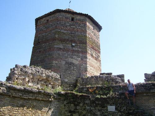 Башня Белгород-Днестровской крепости