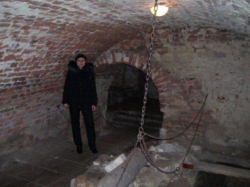 Подземелья во Львове