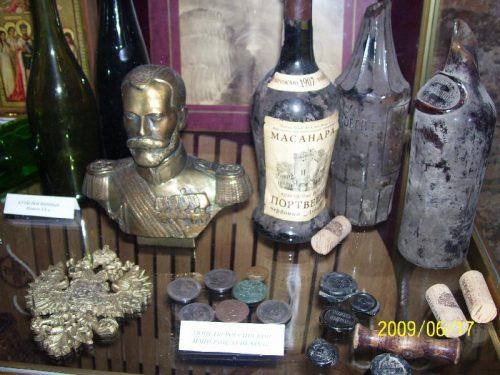 В музее вин