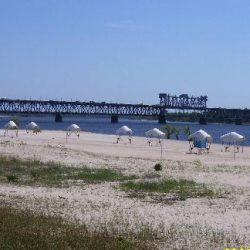 Кременчугский городской пляж