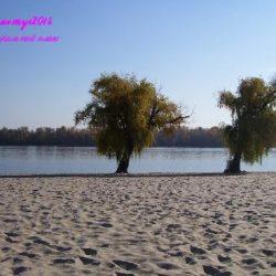 Кременчугский пляж