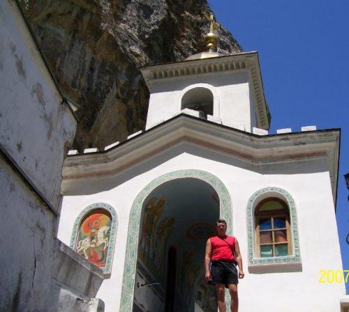 Церковь в Успенском монастыре