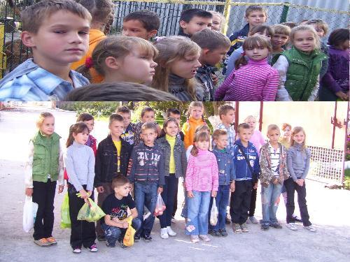 4-б класс 16-й Кременчугской школы