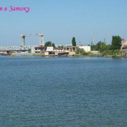 Мост в Затоку