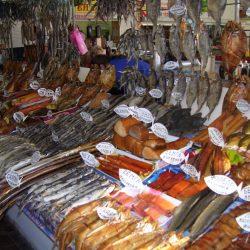 Рыбный рынок в Затоке