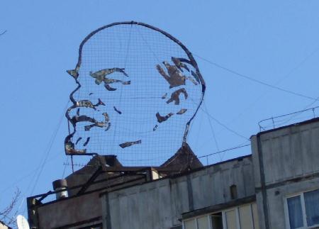 Ленин на Первом Занасыпи