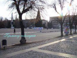 Елка на площади Независимости