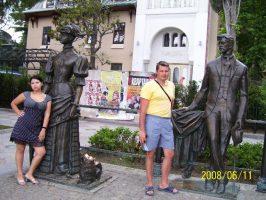 Памятник Чеховским героям