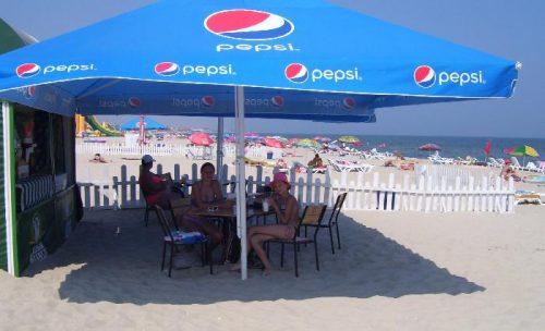 Бар на пляже а Лиманской