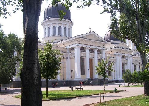 Соборы Одессы