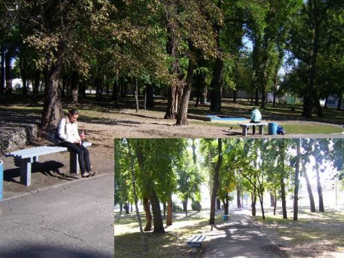 Осенний Кременчуг
