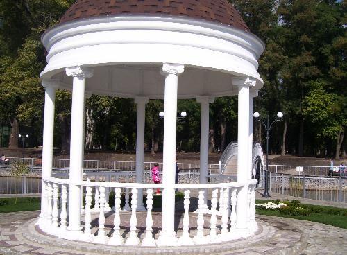 Альтанка в Городском саду