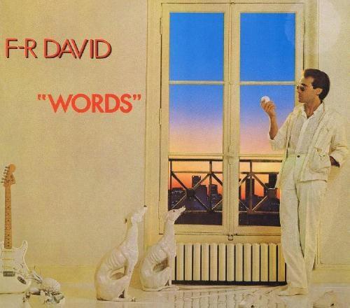 F. R David - Words