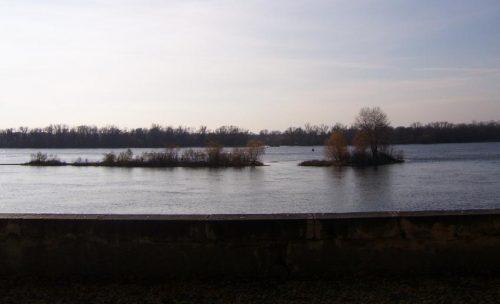 Остров Фантазия осенью