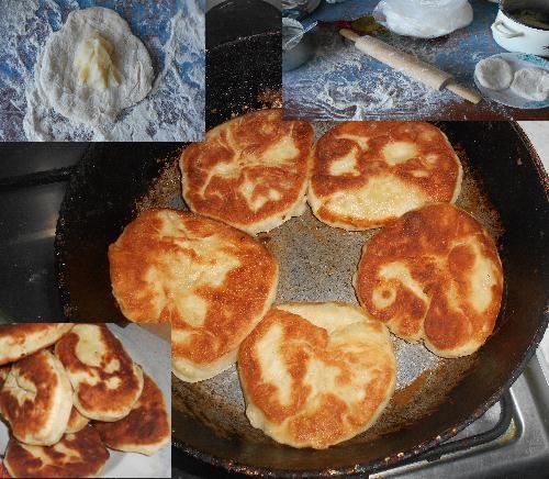 Привокзальные пирожки