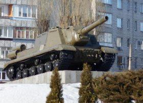 Освобождение Кременчуга. 1943 год.