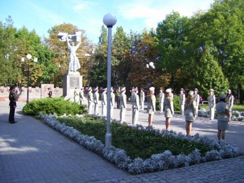 Памятники Кременчуга