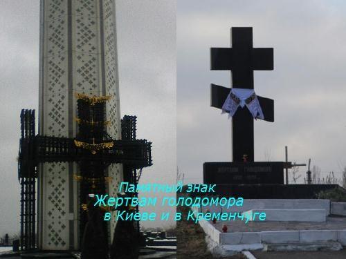 Голодомор в Кременчугском районе