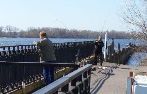 Кременчугская рыбалка 2017