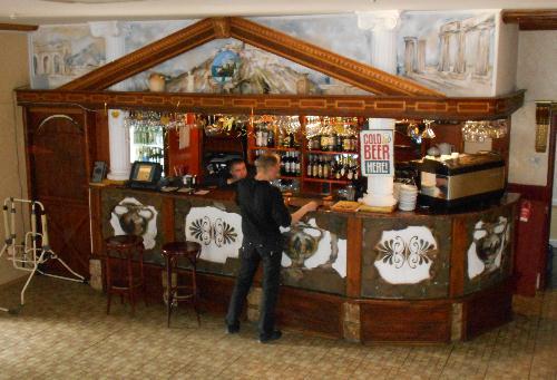 барная стойка