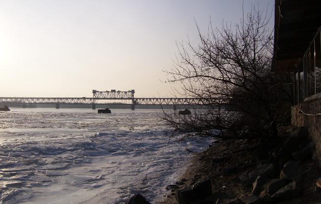 Зима у Афин
