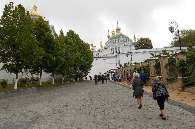Киево-Печерская Лаврв