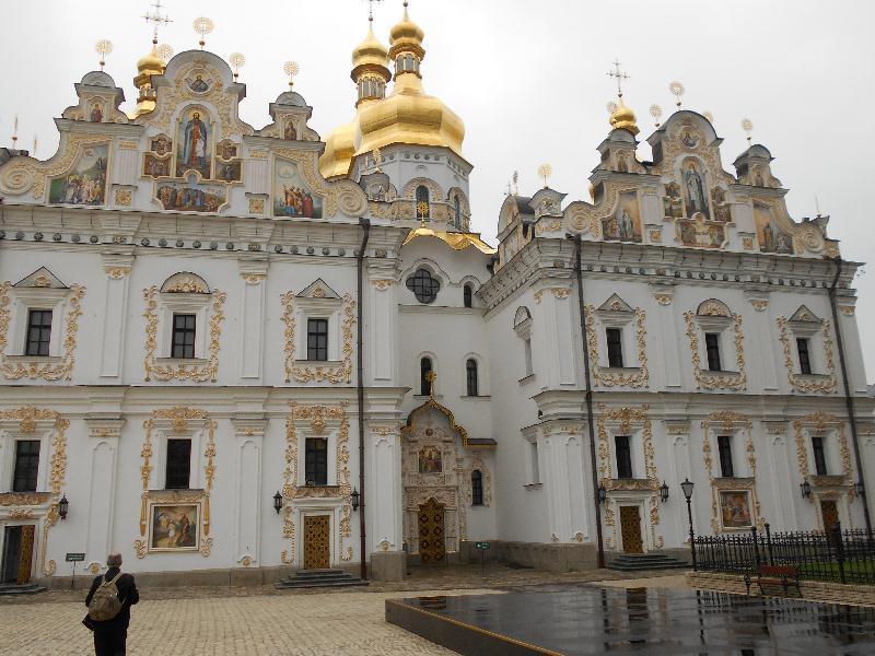 Успенский собор – главный храм Киево-Печерской Лавры