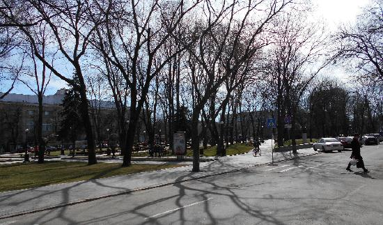 парки Кременчуга