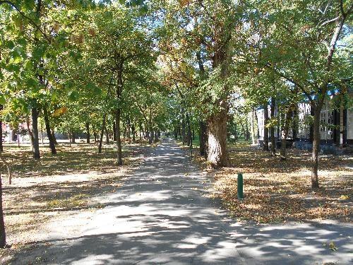 Крюковский парк