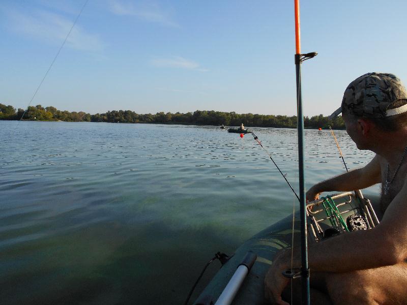 Рыбалка в Кременчуге