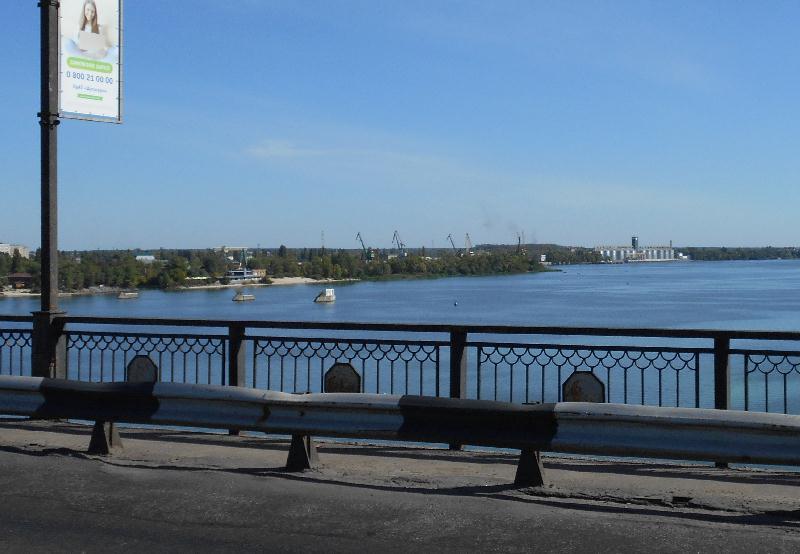 На Кременчугском мосту