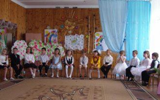 День матери в Кременчугском детсаде №60