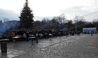 Рождество в Кременчуге