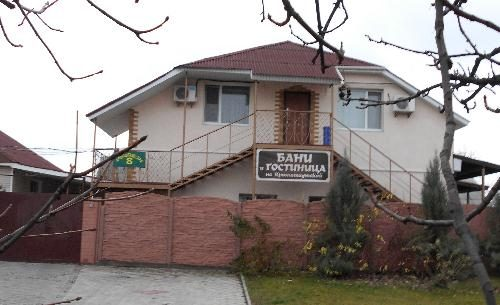 Сауна на Кронштадтской