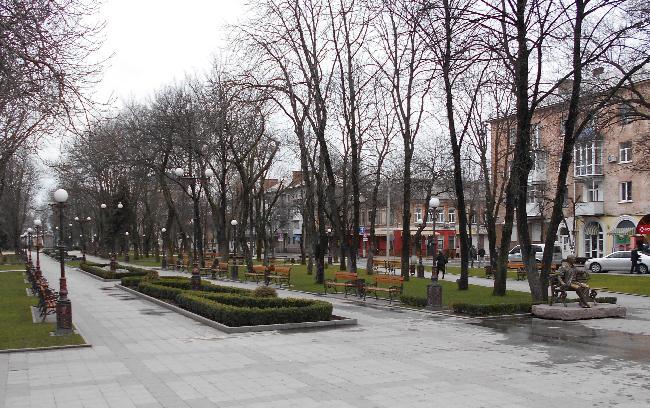Центр Кременчуга