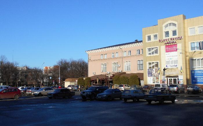 Кременчугские улицы