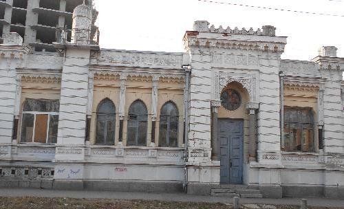 дом на улице Филиппа Орлика