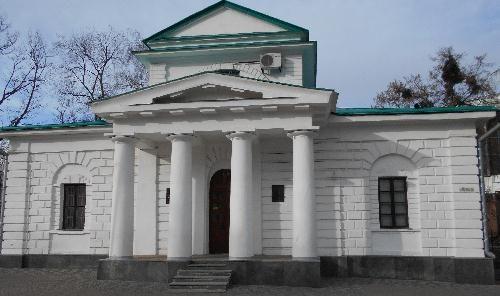 Первомайский проспект Полтавы