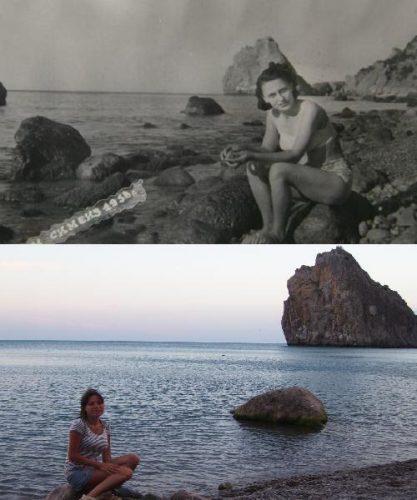 Крым в 60-е годы