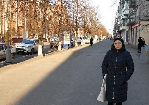 Главная улица Кременчуга