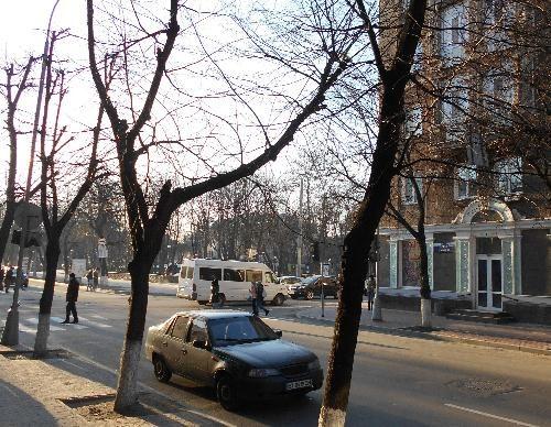 Улицы Кременчуга