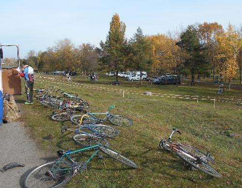 Чемпионат по велоспорту