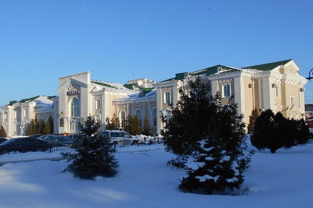 Зимний Кременчуг