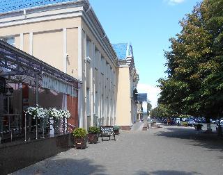 Дом Офицеров на бывшей улице Ленина